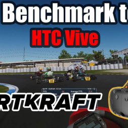 Kartkraft [VR] - Benchmark for HTC Vive!