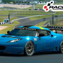 Raceroom - Lotus Evora GT4 at Red Bull Ring (PT-BR)