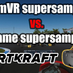SteamVR Supersampling vs. in-Game Supersampling - Which is better?