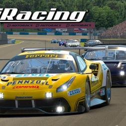 iRacing - Ferrari GT3 Challenge at Okayama (PT-BR)