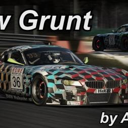 Grunty BMW Z4 GT3 Soundmod by ACFAN - Assetto Corsa