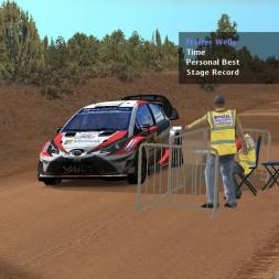 RBR 2019 - Toyota Yaris WRC @ Frazer Wells