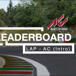 New Series   Leaderboard Lap AC   Introduction  