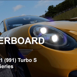 Leaderboard Lap - AC | Porsche 911 (991) Turbo S - Exclusive Series |