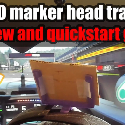Aruco Marker head tracking review and quickstart guide, using Opentrack!