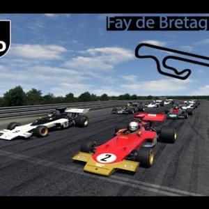 Lotus Historic Tour - Circuit de Fay de Bretagne