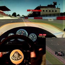 iR - Spa - Lotus 49 - Track day
