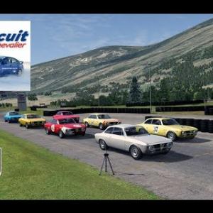 Alfa Romeo GTA - Circuit de Serre-Chevalier
