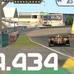 iRacing Q Lap | Porsche 919 @ Le Mans 3:14.434 | 2019 S1w11