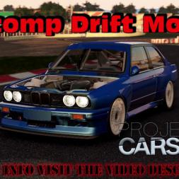 Project Cars 2 * Noncomp Drift Mod [mod download]