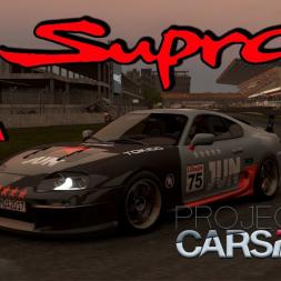 Project Cars 2 * 1998 Toyota Supra MK4 [mod download]