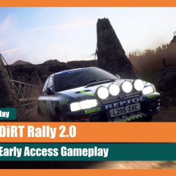 DiRT Rally 2: Early Access Gameplay