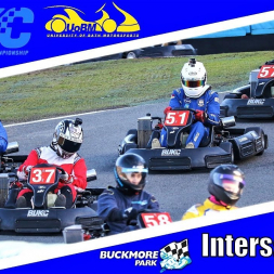 BUKC 2019 - Round 1 - Buckmore Park - Race 3 - University of Bath - (14/02/19)