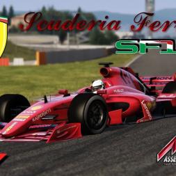 Assetto Corsa * Super GP * Ferrari SF100