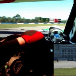 rF2 - Sebring - Nissan GT500 - 100% AI race