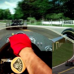 pC2 - Rouen-Les-Essarts - Lotus 49C - 100% AI race