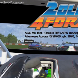 Is it possible to run ACC in VR on a midrange PC? (i8700 x 1070)