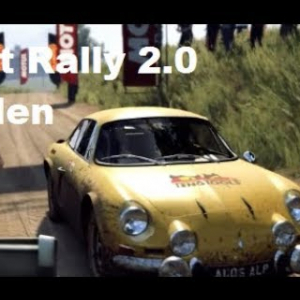 dirt rally 2 0  Polen stage