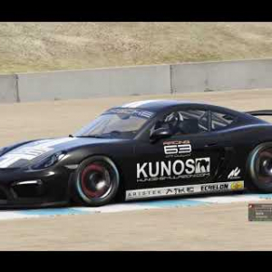 racedepartment Assetto Corsa GT4 pre shakedown
