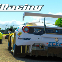 iRacing - Ferrari GT3 Challenge at Watkins Glen (PT-BR)