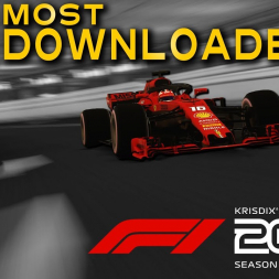 THE #1 MOST DOWNLOADED F1 2018 MOD