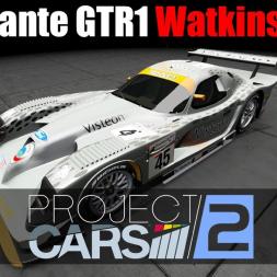 Project Cars 2 [VR] - Esperante GTR1 | Watkins Glen