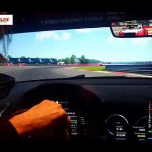 Audi TT Cup - Silverstone GP - Race 13 - Assetto Corsa - SimRacingOnline/SimRacingHolland