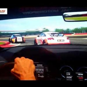 Audi TT Cup - Silverstone GP - Race 14 - Assetto Corsa - SimRacingOnline/SimRacingHolland