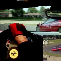 AC - Imola - Ferrari 458 Trofeo - 100% AI race