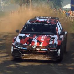 DiRT Rally 2.0 | VW Polo GTI R5 | Poland SS Józefin 4:06.043