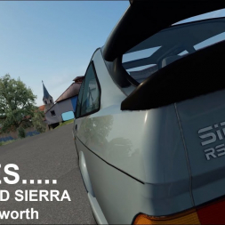 DRE DRIVES | EP1 | Ford Sierra RS 500 Cosworth (1987) | VR