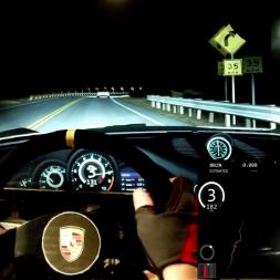 AC - LA Canyon (night)- Porsche 911R - online track day