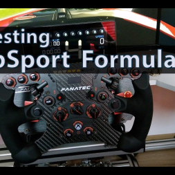 Assetto Corsa - Testing Club Sport Formula V2