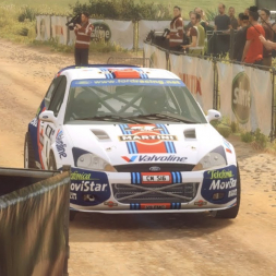 DiRT Rally 2.0 | Ford Focus WRC 01 Mod