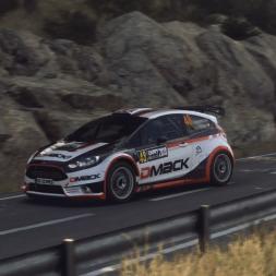 DiRT Rally 2.0 | Ford Fiesta R5 | Spain SS Centenera 5:05.396
