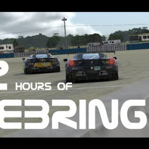 iRacing | 12 Hours of Sebring
