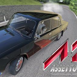 Assetto Corsa: Engine Swapped Lada 2101!