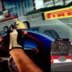 AMS - Monaco Historique - Maserati 250F - 100% AI race