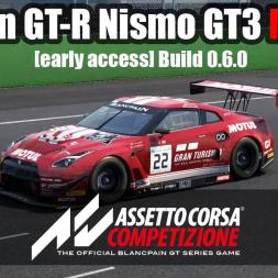 Assetto Corsa Competizione - Nissan GT-R Nismo GT3 | Monza Circuit