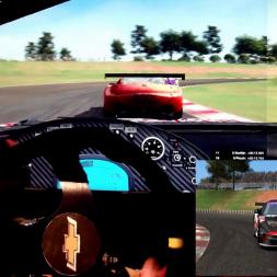 AMS - Taruma - Chevrolet C5R GTR2 - 100% AI race