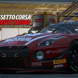 ACC v0.6 GTR Shakedown Race at Monza 【VR】