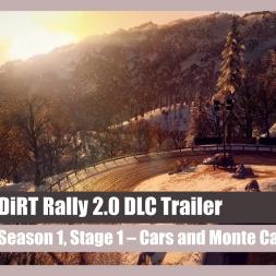 DiRT Rally 2.0: Season One Stage One DLC Trailer