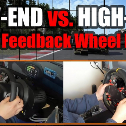 Low-End vs. High-End Force Feedback!