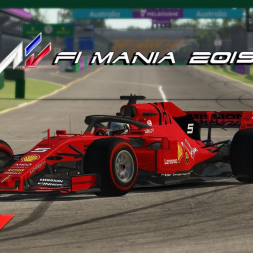 Assetto Corsa * F1 2019 by ACF1 Mania [download]