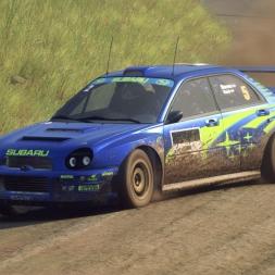 DiRT Rally 2.0 | Subaru Impreza WRC 2001 Mod