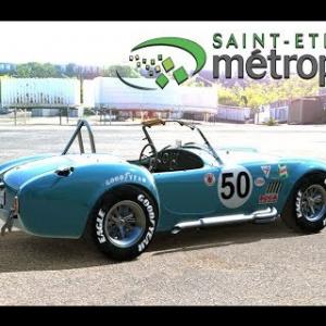 Shelby Cobra - Ville de Saint Etienne