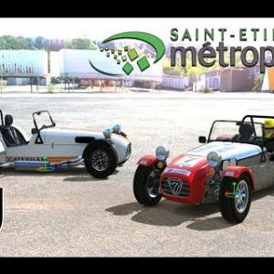 Caterham Super Sprint - Ville de Saint Etienne