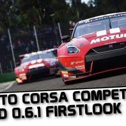 ASSETTO CORSA COMPETIZIONE 0.6.1 VR First Look