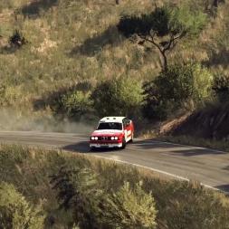 DiRT Rally 2.0 - drifting BMW M3 E30 -  Spain