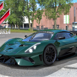 Time Attack Tuesday: Brabham BT62 on Goodwood Circuit